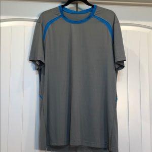 Men's Gray Lululemon Shirt Size XL